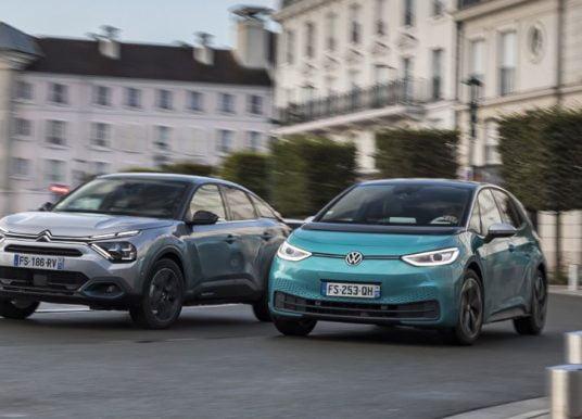 Citroën ë-C4 daagt Volkswagen ID.3 uit … en verliest