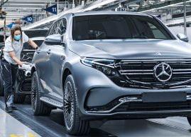 Daimler investeert komende 5 jaar 70 miljard euro