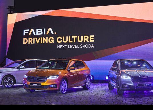 In detail live: de nieuwe Skoda Fabia
