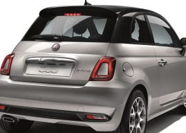 Prijs vergelijking Fiat 500 Connect