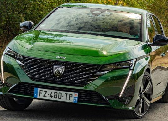 Voortaan met scherpere klauwen: test nieuwe Peugeot 308