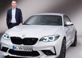 BMW M divisie krijgt Van Meel achter het stuur